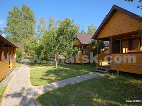 Holiday ECO EDEM village Svitiaz