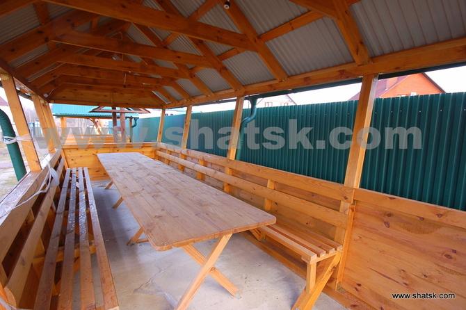 """Баня на дровах """"Саша + Таня"""""""