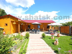 Private sector Okolytsya village Svitiaz