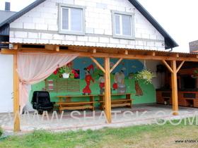 """Cottage Kotedzh """"Lavanda"""" Кімнати на другому поверсі  в житловому будинку"""