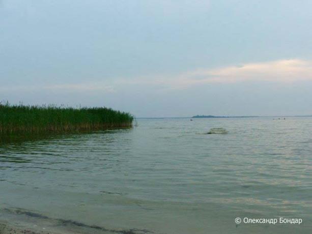 Lake Svityaz