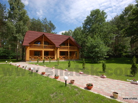 Holiday Svitiazke forest Camp (Lake Svitiaz)