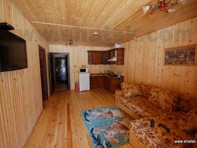 База отдыха Свитязький лес Отдельный номер
