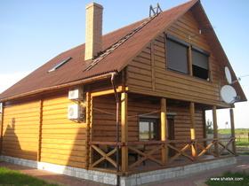 Cottage S.Kazka Illichivka (lake Svitiaz)