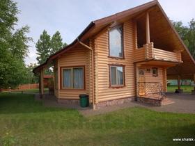 Cottage Alina village Svitiaz