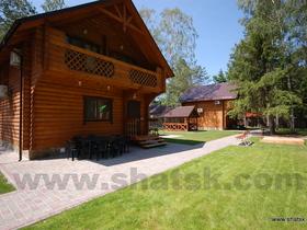 Cottage Lesovik Camp (Lake Svitiaz)
