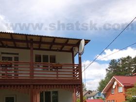 Cottage Virtuosi lake Short (vil. Melnyky)