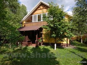 Cottage Журавель lake Short (vil. Melnyky)