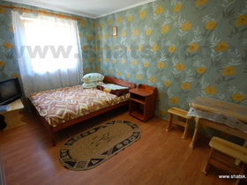 Private sector Provulok Monastyrskyy Double room with TV
