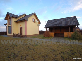"Cottage Cottage ""Oksana"" Shortbread lake (vil. Lyubohyny)"