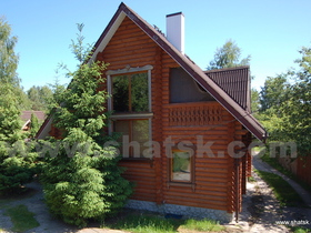 Cottage Verba vil. Melnyky (lake Pіsochne)