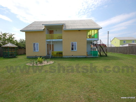 Holiday Volyn Love village Svitiaz