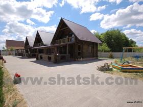 Cottage Svitiazke sittings Shack