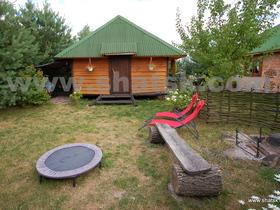 Коттедж Зеленый рай Номер «Деревянная хижина»