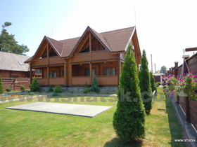 Holiday Fir Cottage village Svitiaz