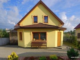 Cottage Melnyky vil. Melnyky (lake Pіsochne)