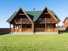 База отдыха Меж двух озер Коттедж №3