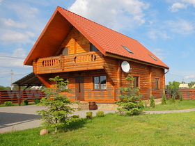 Cottage Червона калина village Svitiaz