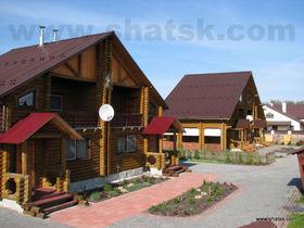 Holiday Alesya lake Pіsochne (vil. Melnyky)