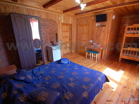 Holiday Lisova Kazka 2-bed Junior Suite (air-conditioned)