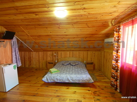 Holiday Lisova Kazka 2-bed Junior Suite (air-conditioned and with balcony)